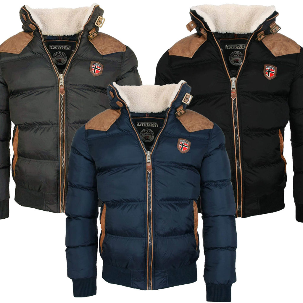 Geographical Norway Winterjacke für Herren