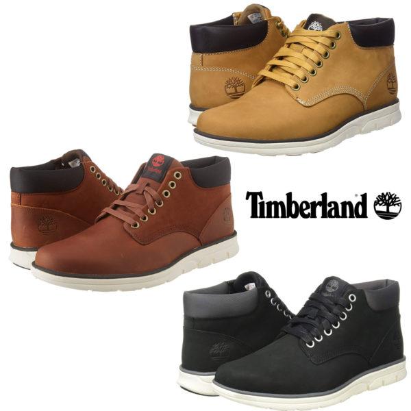 Timberland Bradstreet Sensorflex Chukka Stiefel