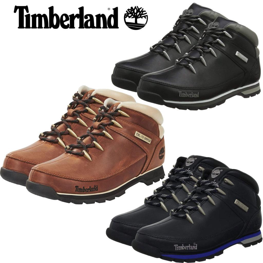 Timberland Euro Sprint FTB Kurzschaft-Stiefel